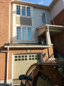 Town house for rent starting april 15, $1700.00