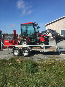 **FALL SPECIAL** TYM 254 TRACTOR PACKAGE DEAL