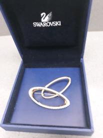 Swarovski Eternal life brooch