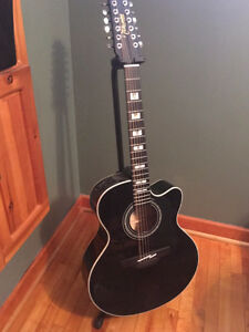 Takamine 12-string guitar