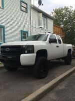 Silverado 1500 LT 2009 Lift kit 52km 4x4 v8