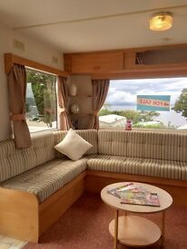 Caravan ownership for a cracking price at Wemyss Bay holiday park **SOLD**
