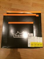 Remo Drum Heads For Sale