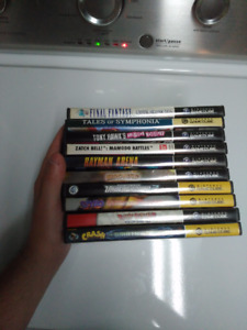 Collection of GameCube Games for Sale