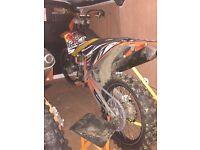 2009 450 SXF