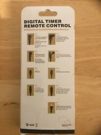 Digital Timer Remote Control