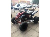 YAMAHA RAPTOR 700R ROAD LEGAL 2007