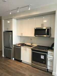 Brand New Condo 1 Br + Den by Great Gulf for Rent at $1800.00