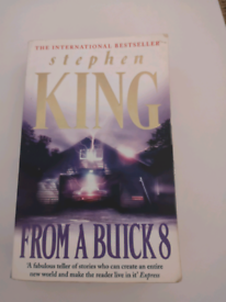 From a Buick 8 (Stephen King)