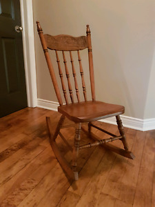 Mother's Rocking Chair