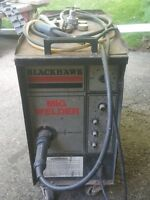 230 Volt USA Made Mig Welder ( AS- IS Special )