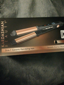 3 in 1 Ceramic Hairstyling Iron