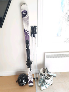 Ski pour femme