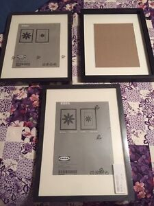 Ikea Picture Frames - Set of 3