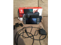 Boxed Nintendo Switch Console - AS NEW