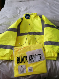 Free high vis jacket and trousers