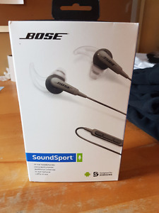 Bose SoundSport earbuds for sale at discounted price