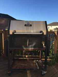 Broil-Mate Stainless Steel BBQ - Coal non propain London Ontario image 2