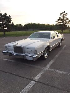Lincoln mark iv for sale