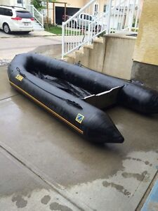 Zodiac Serie1 inflatable 12.5ft