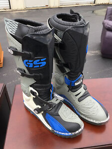 GS Adventure Riding Boots