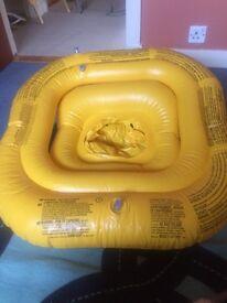 Baby swimming seat age 1-2 years Intex