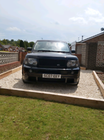 RANGEROVER 3.6 SPORT KAHN EDITION for sale  Stoke-on-Trent, Staffordshire