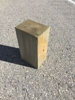 Free wood blocks. Free delivery
