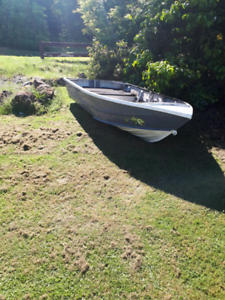 9ft tinny, Merc 3.3 outboard and gear for sale