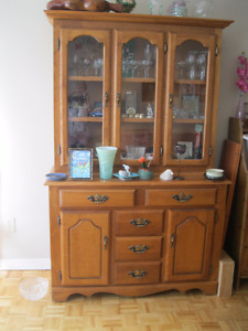 Moving - Must sell immediately - Buffet and Hutch