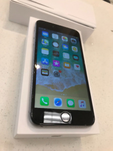 IPHONE 6 PLUS SPACE GREY 64GB UNLOCKED WITH BOX AND ACCESSORIES