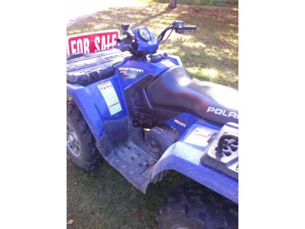 Used 2007 Polaris Sportsman 500 ho efi