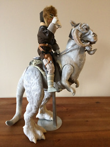 "Star Wars 12"" Han Solo and Tauntaun"