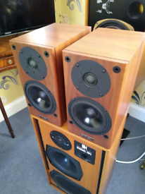 PMC DB1i audiophile monitor transmission line speakers rrp £985