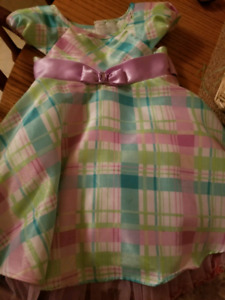 Size 2t Easter Dress $10
