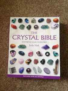 The Crystal Bible - by Judy Hall