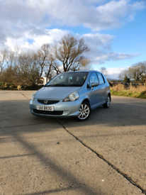 07 honda jazz cheap car