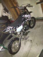 2009 KLX110 pitbike
