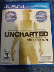 Uncharted $10