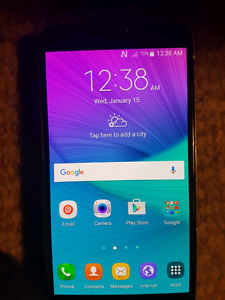 Note 4 B+ condition