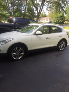 2011 Infiniti EX35 Journey Package SUV, Crossover