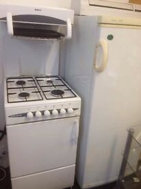 Gas cooker free delivery