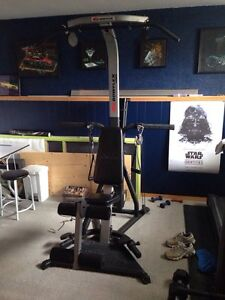 Excellent Condition Bowflex Xceed