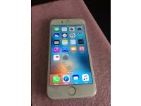iPhone 6 - 64gb - ee - white / silver