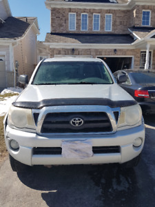 2007 Toyota Tacoma TRD 4x4 AS IS Pickup Truck