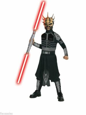 Lizenziert Star Wars Savage Opress Jungen Komplett -outfit - Savage Opress Kostüm