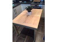Extendable Dining Table - new