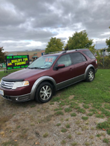 For Sale - 2008 Taurus X V-6ALL WHEEL DRIVE