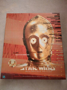 Star Wars Masterpiece Edition C3PO