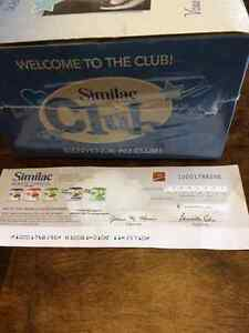 Similac sample pack